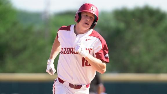 Heston Kjerstad's MLB draft profile