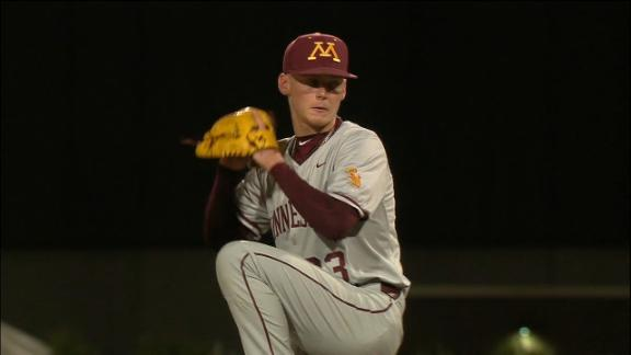 Max Meyer's MLB draft profile