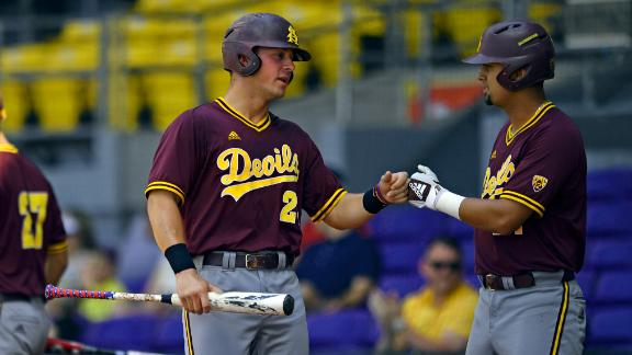 Spencer Torkelson's MLB draft profile