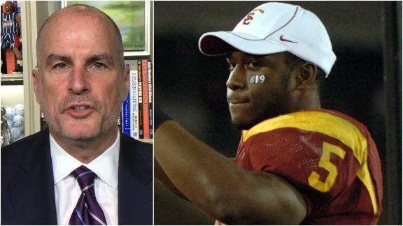 Jay Bilas blasts the NCAA for disassociating Reggie Bush from USC