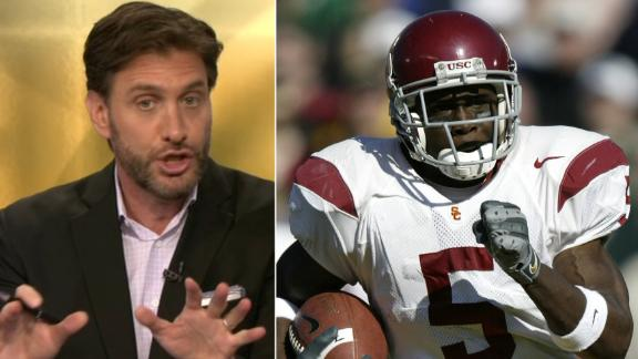 Greeny goes on epic rant about the NCAA and Reggie Bush