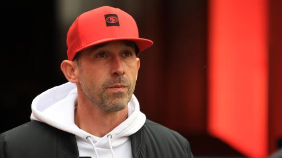 49ers rewarding Kyle Shanahan with a new contract