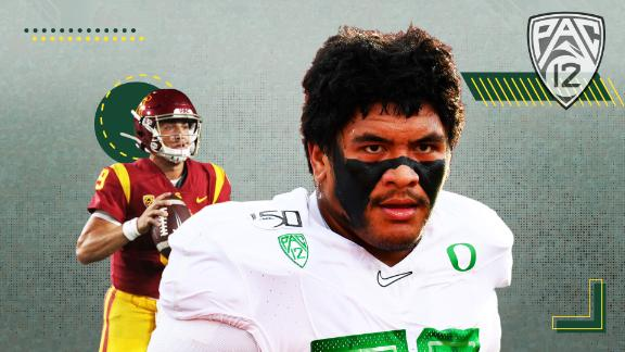 Pac-12 preview: Can Oregon end the conference's playoff woes?