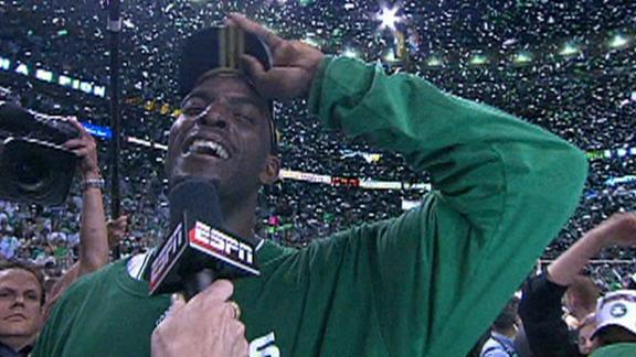 On this date: 'Anything is possible,' as Garnett, Celtics win title