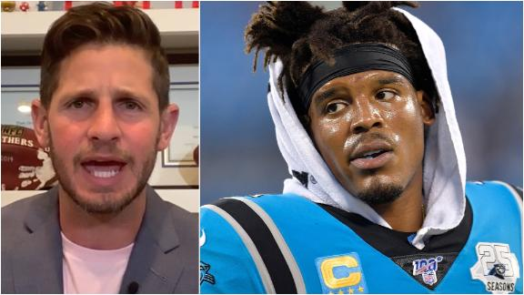 How is it possible to leave Cam out of Panthers' GOAT voting?