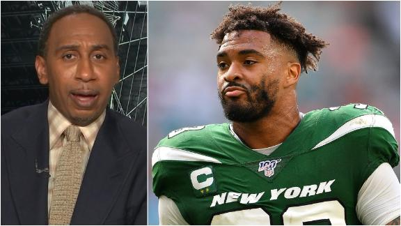 Why Stephen A. supports Jamal Adams' trade demands
