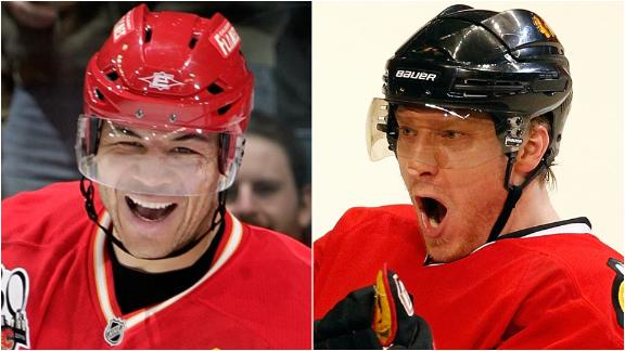 Iginla, Hossa headline 2020 Hockey Hall of Fame class