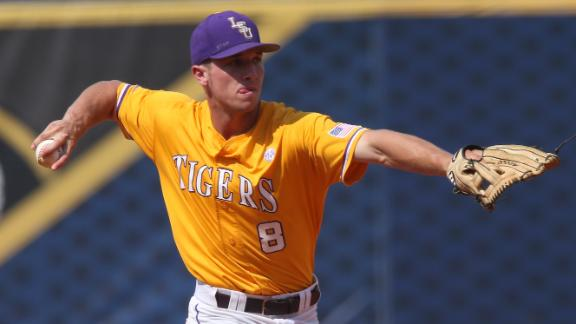 Before the Astros, Alex Bregman starred at LSU