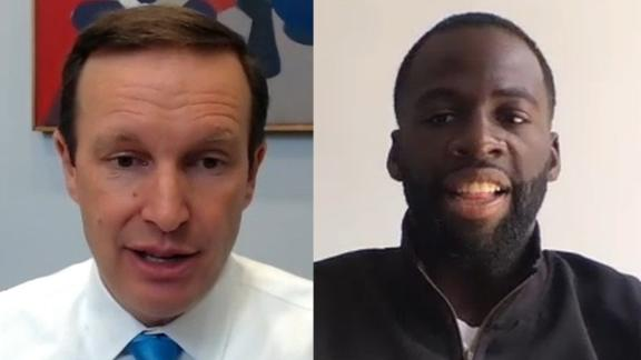 Draymond, senator Murphy have short-term solutions for NCAA athletes