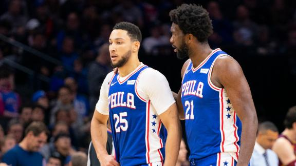 Could the bubble benefit the 76ers?
