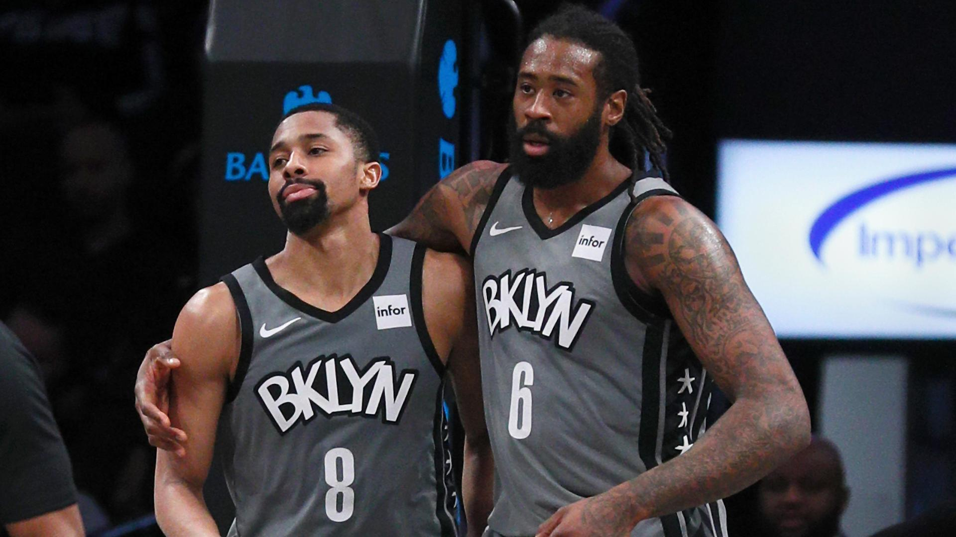 What's next for the Nets after Dinwiddie, Jordan test positive?