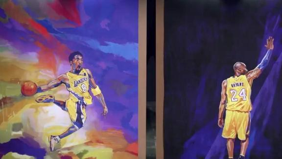 Inside the creation of the Kobe Bryant NBA 2K21 covers