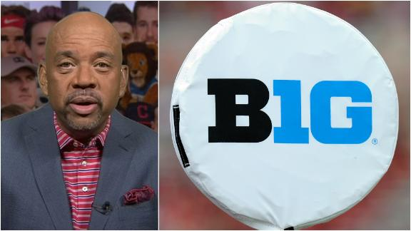 Are conference-only games the right call for the Big Ten?