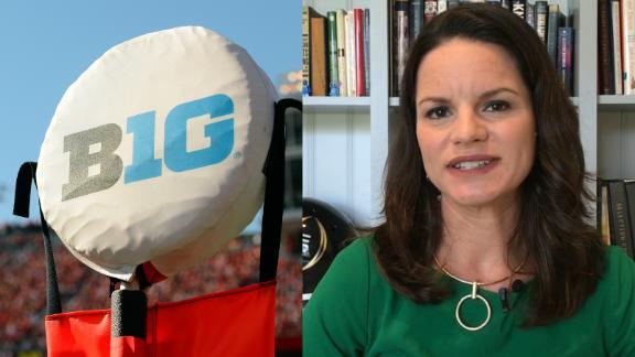 Best-case scenario for Big Ten football this season
