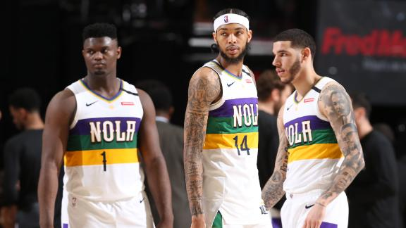 Can Zion and the Pelicans regain their momentum in Orlando?