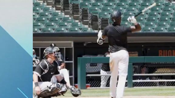 Anderson's bat flip game is still top-notch