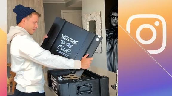 Christian McCaffrey returns to Madden 99 Club