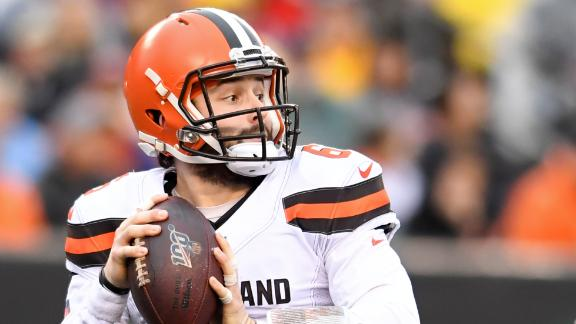 Why Dan Orlovsky is betting on Baker Mayfield this season