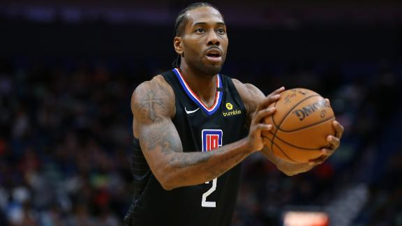Did the NBA hiatus benefit Kawhi, Clippers more than other teams?
