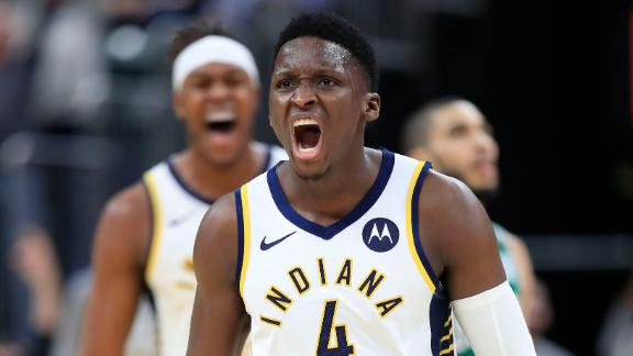 If Oladipo comes back, watch out for the Pacers