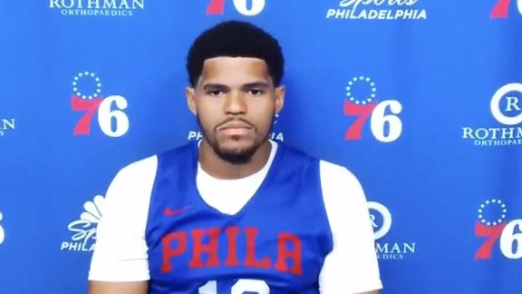Tobias Harris wants justice for Breonna Taylor