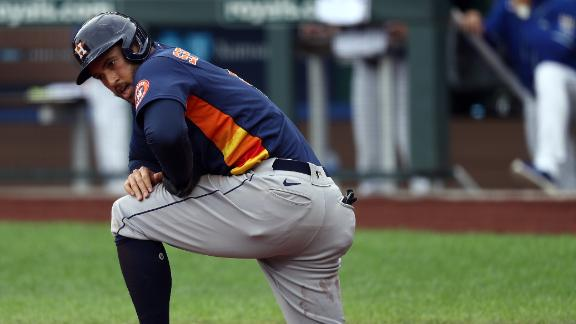 Will MLB step in if Astros batters keep getting hit?