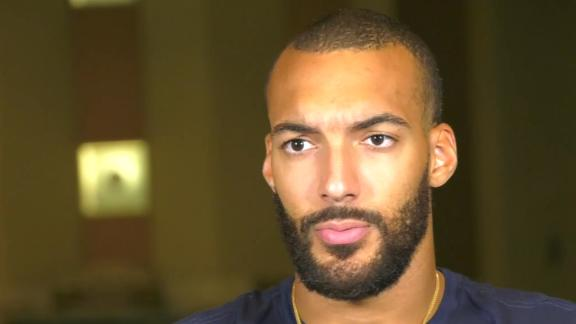 Rudy Gobert goes in-depth on his positive COVID-19 test
