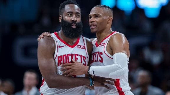 Was NBA shutdown a blessing in disguise for Rockets?