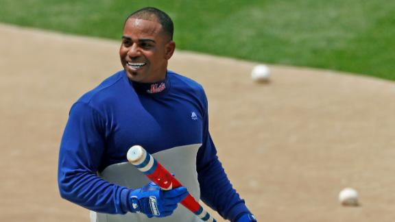 Is Yoenis Cespedes the X-factor for the Mets this season?