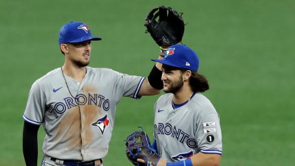 Biggio, Blue Jays soar past Rays on Opening Day
