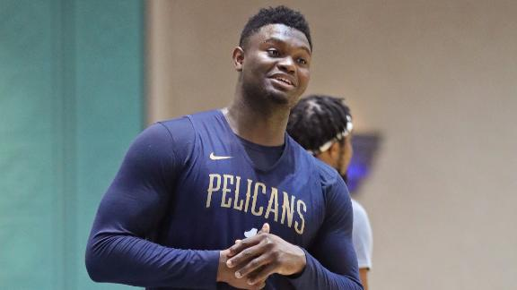 What's next for Zion after reentering bubble?