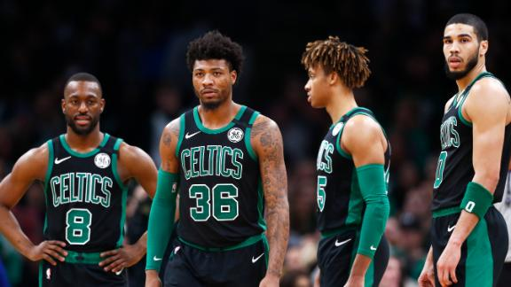 Can the Celtics out-tough everyone in the East?