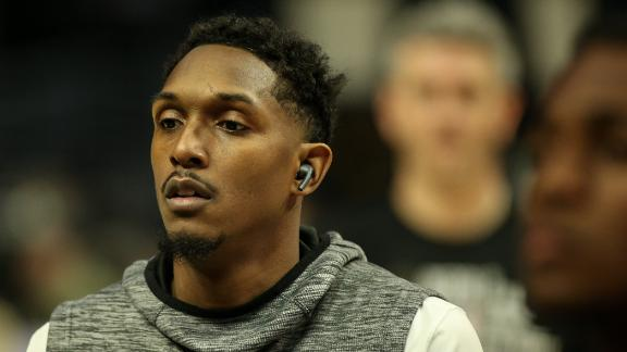NBA investigating Lou Williams' activities outside of bubble