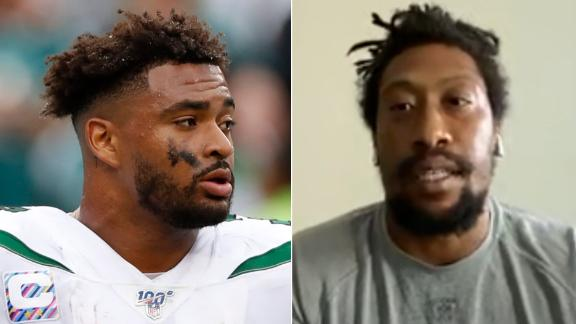 Bruce Irvin can't wait to play with Jamal Adams
