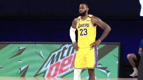 How much did the hiatus impact the Lakers?
