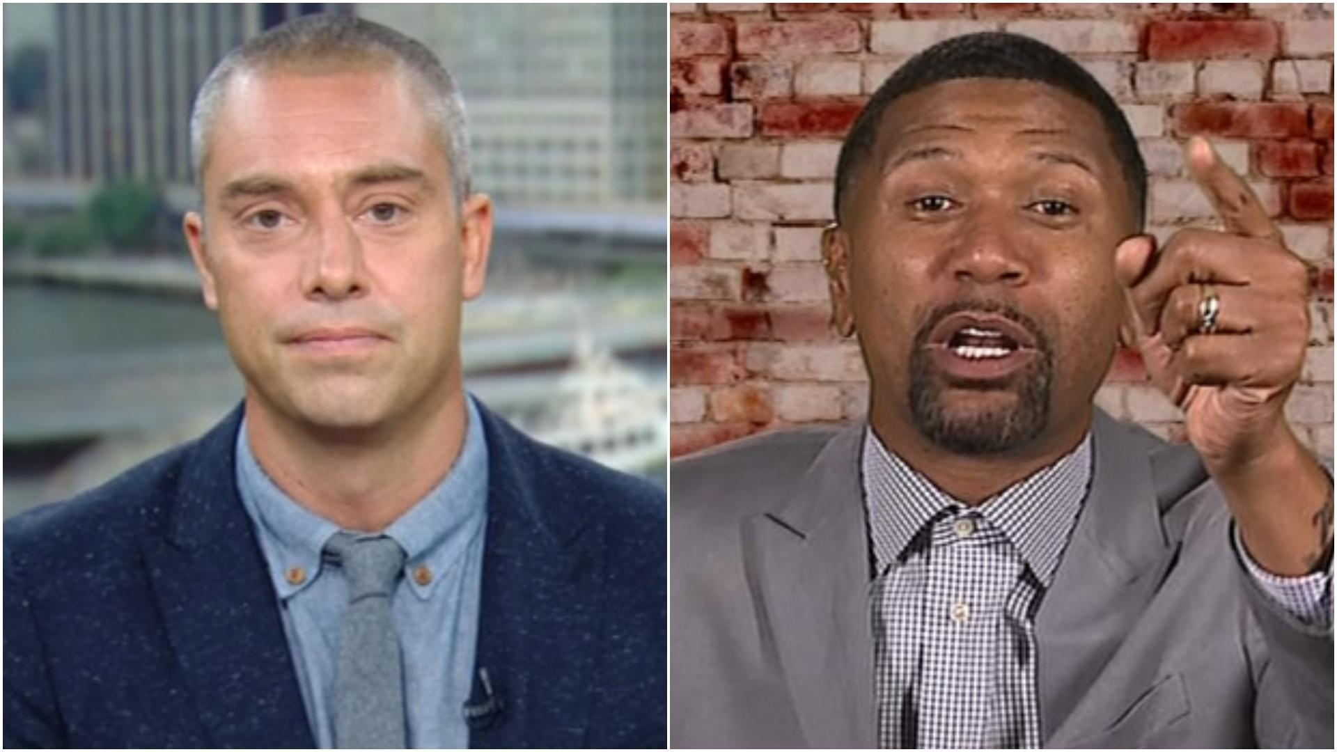 Jacoby voices doubts about Clippers; Jalen fires back