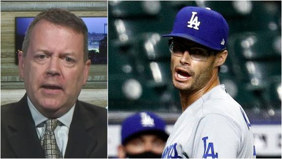 Is Manfred sending a message by suspending Kelly?
