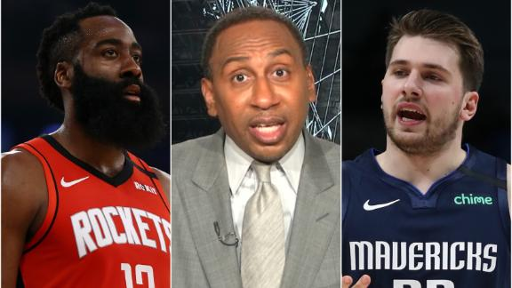 Luka or Harden: Which star would you rather have?