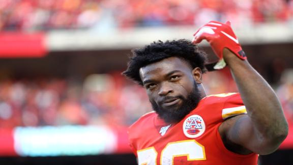 What Damien Williams' decision to sit out 2020 season means for fantasy