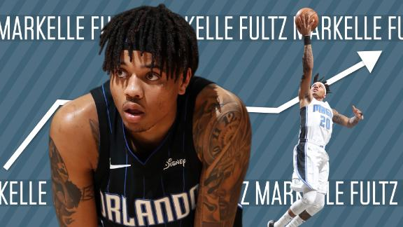 The evolution of Markelle Fultz
