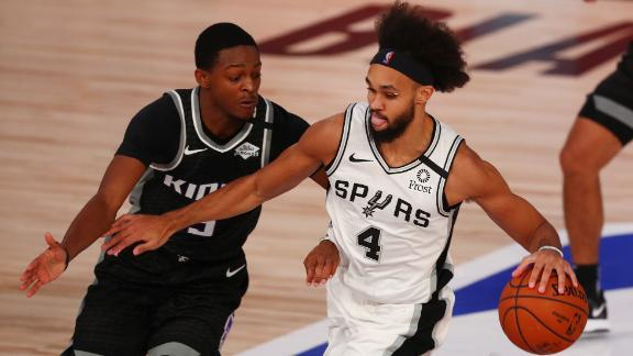 Spurs grind out tough win vs. Kings