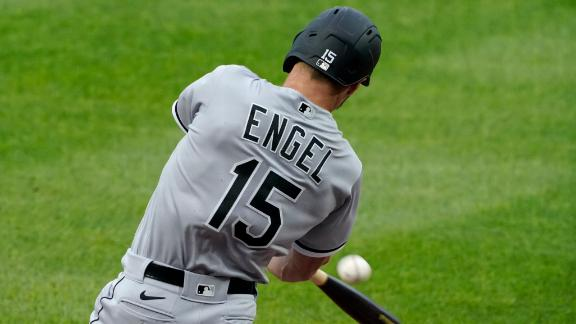 Engel's homer fuels White Sox to win vs. Royals