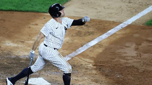 Yankees crush 3 homers in win over Red Sox