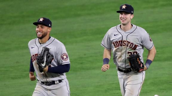 Kyle Tucker's 4-RBI night leads Astros past Angels