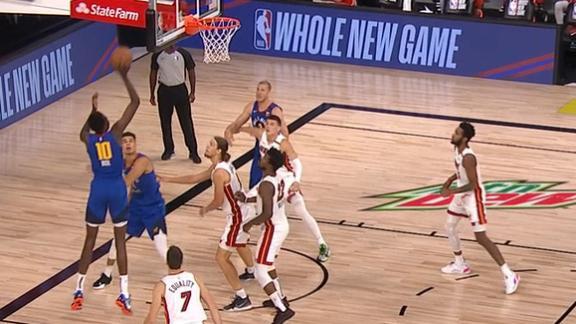 Bol Bol scores his first NBA bucket
