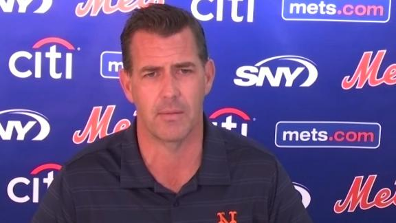 Mets GM says contract incentives were not a reason why Cespedes opted out