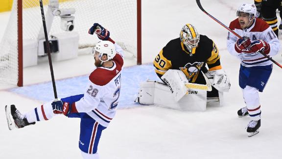 Petry's OT goal wins it for Canadiens