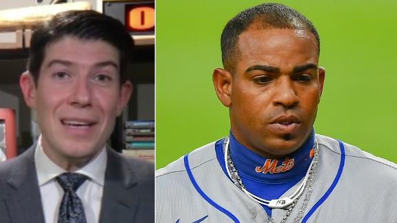 Passan: Cespedes simply frustrated with Mets organization