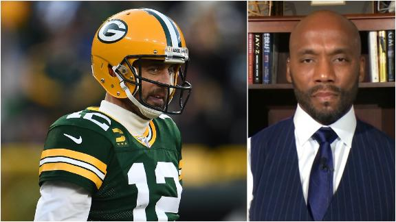 What is Rodgers' future in Green Bay?