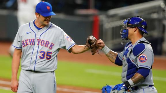 Mets crush the Braves in blowout win